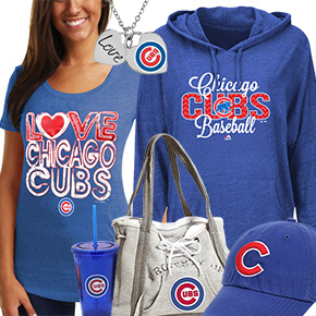 Cute Cubs Fan Gear