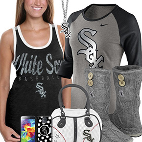 Cute White Sox Fan Gear