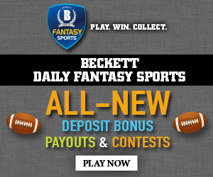 Beckett Daily Fantasy Sports