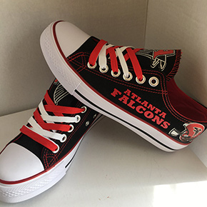 Atlanta Falcons Converse Sneakers