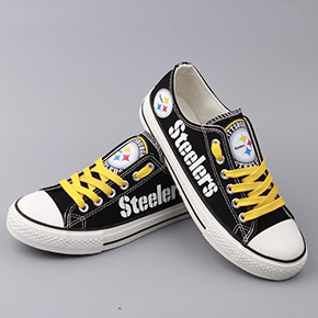 Pittsburgh Steelers Converse Sneakers