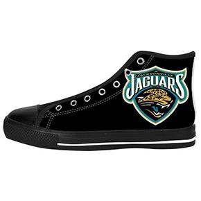 Jacksonville Jaguars Converse Sneakers