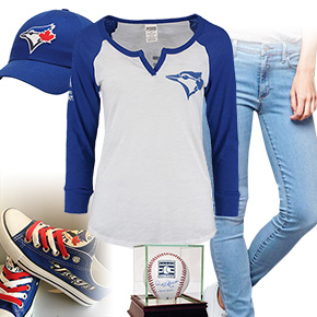 Toronto Blue Jays Baseball Tee
