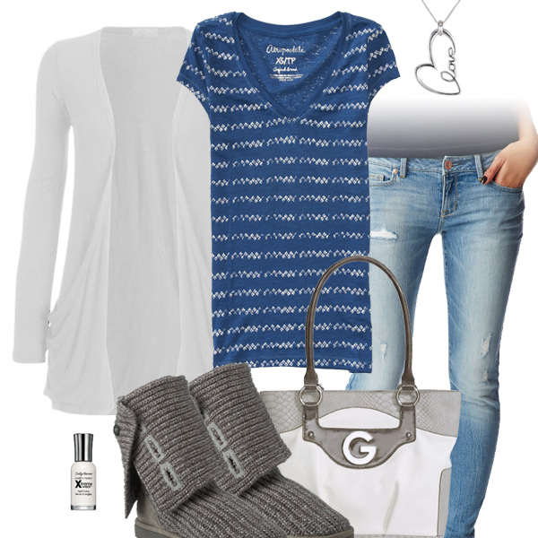 Cute Casual Outfit Collage