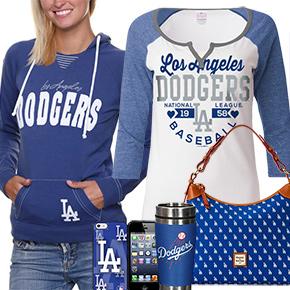 Los Angeles Dodgers Fan Gear