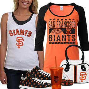 San Francisco Giants Fan Gear