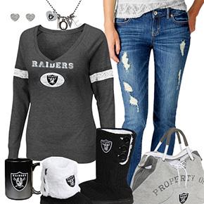 Oakland Raiders Fashion