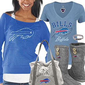 Cute Bills Fan Gear