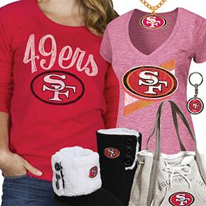 Cute 49ers Fan Gear