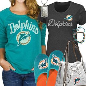 Cute Dolphins Fan Gear