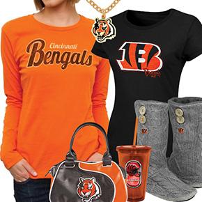 Cute Bengals Fan Gear