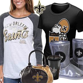 Cute Saints Fan Gear