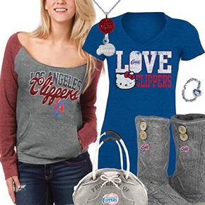 Cute Clippers Fan Gear
