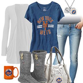 Cute New York Mets Tshirt