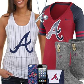 Atlanta Braves Fan Gear