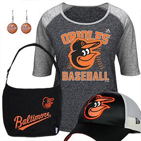 Baltimore Orioles Fan Gear