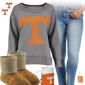 Cute Tennessee Volunteers Outfit